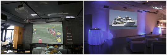 Our AV services provide corporate AV, PC rentals, video wall rentals, iPad rentals, trade show equipment rental.